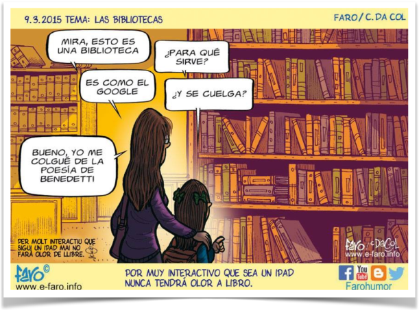 063 Les biblioteques